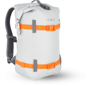 sac polochon gris itiwit by decathlon