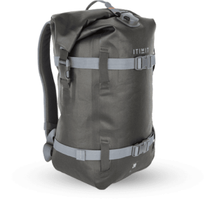 sac polochon noir itiwit by decathlon