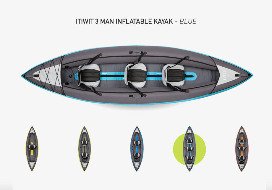 kayak-inflatable-itiwit-blue-3-man-decathlon