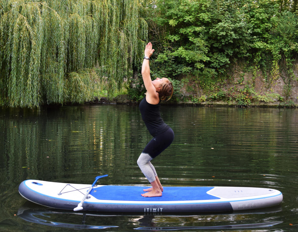 stand up paddle yoga chair