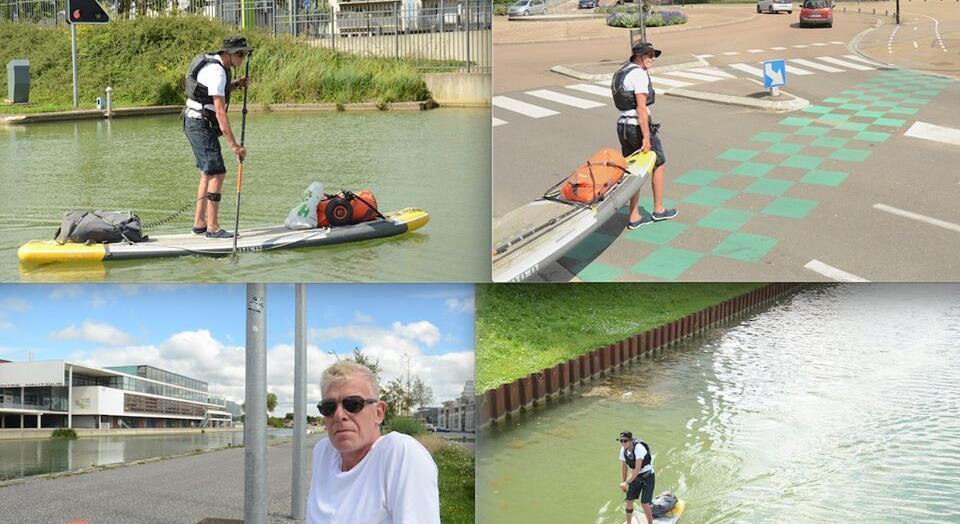 france paddle trip recapitulatif