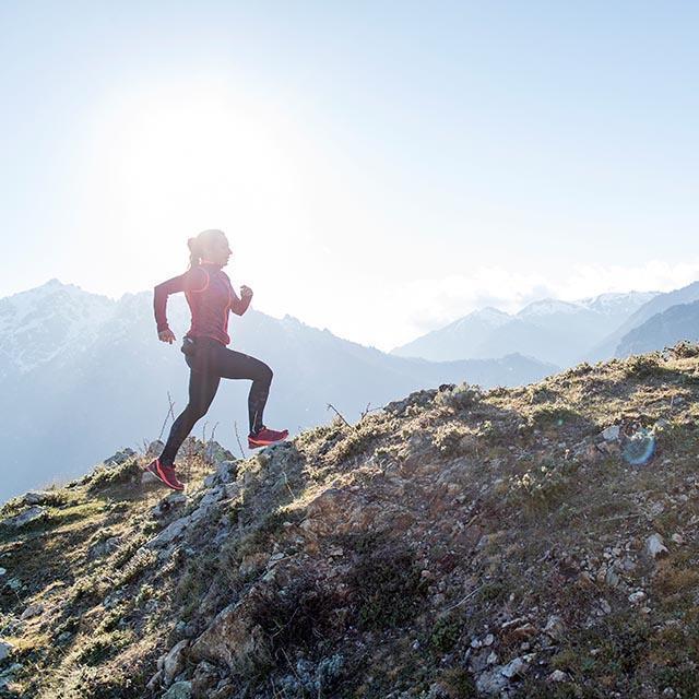 course a pied kilometre vertical