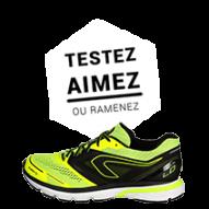 Chaussures running kalenji k-only testez aimez ramené Decathlon