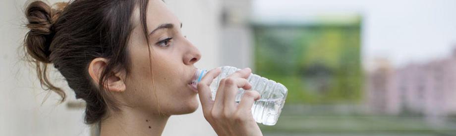 Hydratation en course à pied