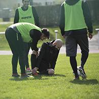 blessure football