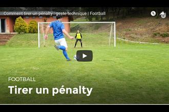 Taking a penalty
