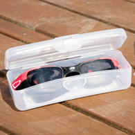 Swimming goggles cases