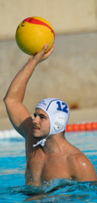 waterpolo bonnet ballon
