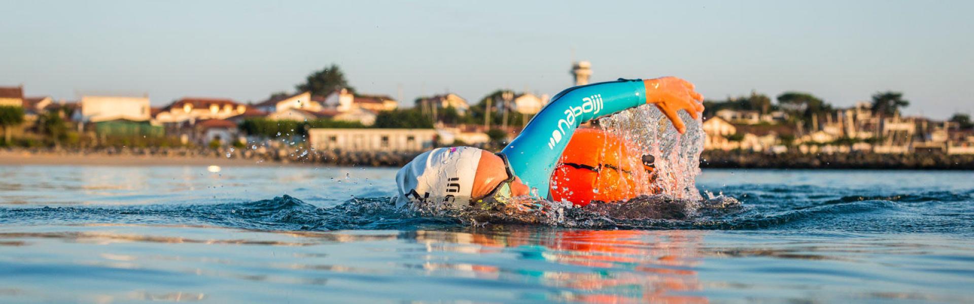 bbe923141 combinaison de natation nage en eau libre
