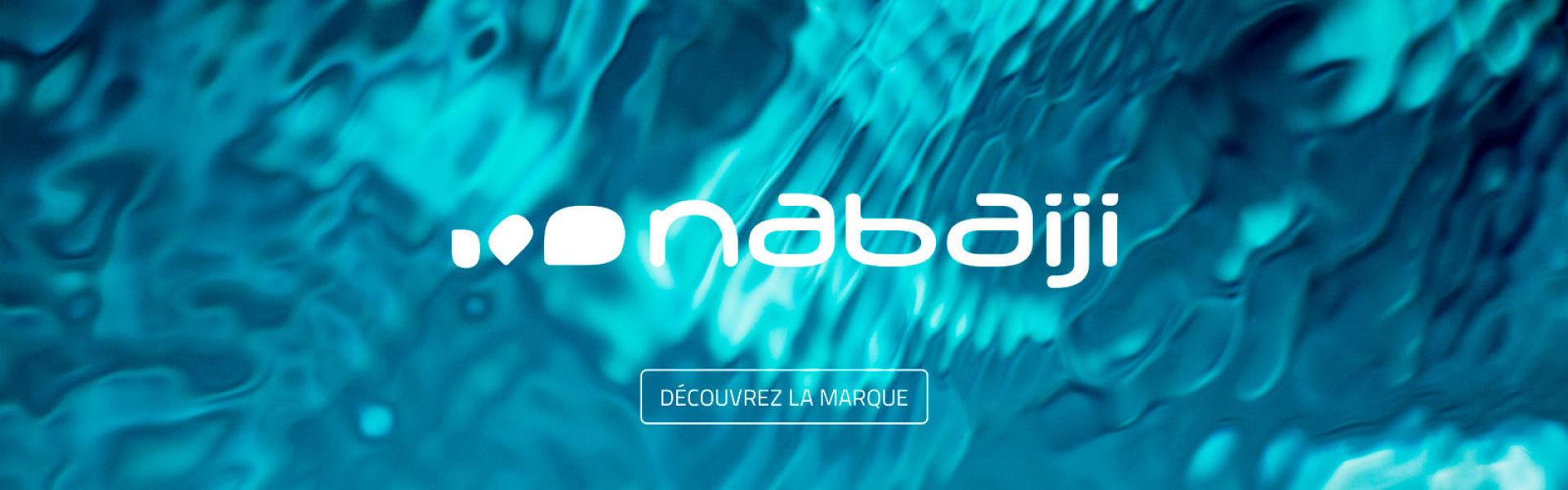 Nabaiji marque de natation