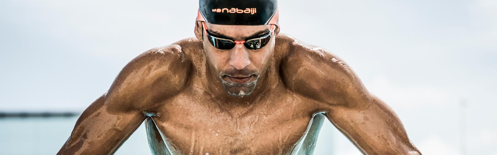 Nabaiji marque de natation - Innovation