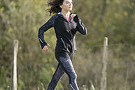 Get a strong mind thanks to walking!