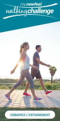 MY NEWFEEL WALKING CHALLENGE - 30 jours pour retrouver la forme !