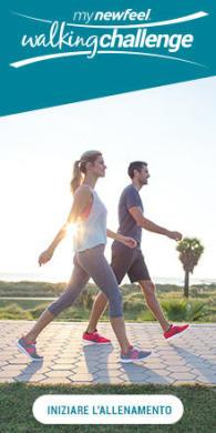 MY NEWFEEL WALKING CHALLENGE - 30 giorni per ritrovare la forma