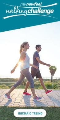 MY NEWFEEL WALKING CHALLENGE - 30 dias para voltar à boa forma