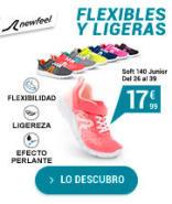 Zapatillas de marcha activa para niños Soft 140 - Flexibles y ligeras