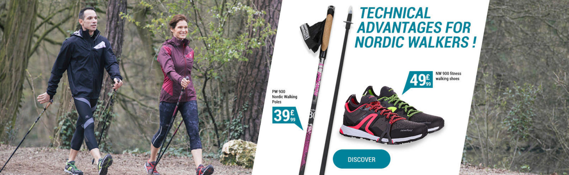 Shop the look for nordic walkers