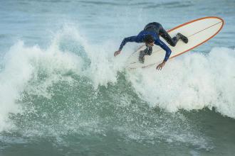 préparation physique pour le surf