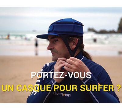 casque de surf