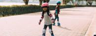 Apprendre le roller à votre enfant : 5 astuces et conseils infaillibles