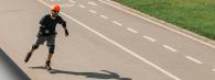 Le roller fitness : 5 exercices ciblés pour les hommes