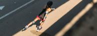 Le roller fitness : 5 exercices ciblés pour les femmes