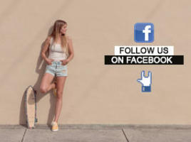 Follow Oxelo on Facebook
