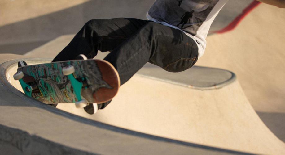 SAV Skateboard oxelo