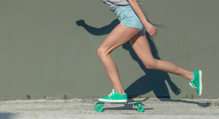 SAV Cruiser Skate Oxelo