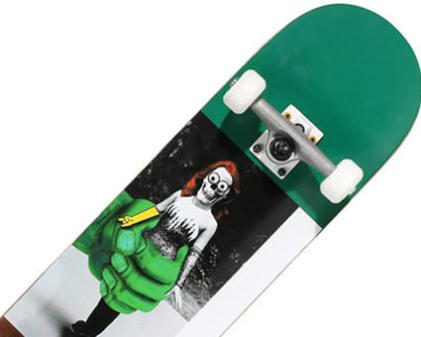 Oxelo skateboards