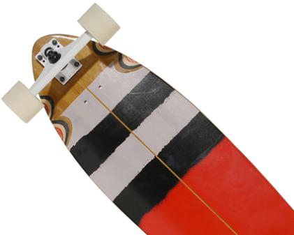 Oxelo longboard