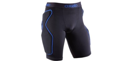 le short crash pad Oxelo