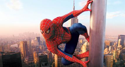 Comme Spiderman, trouve ton équilibre