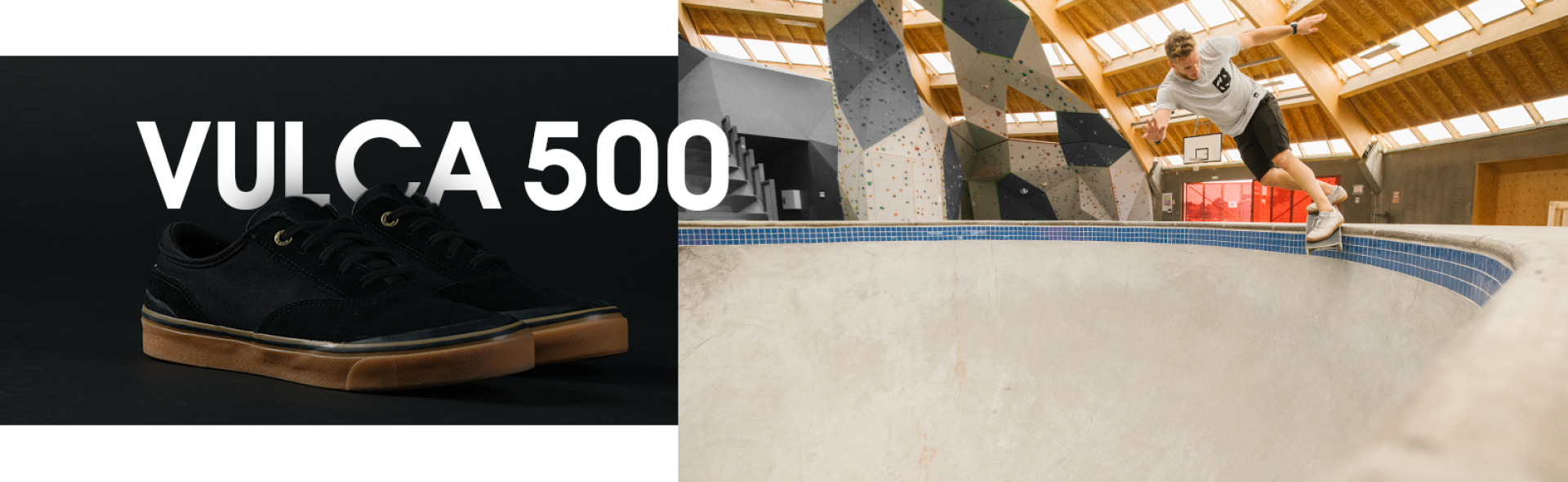chaussures de skateboard vulca 500