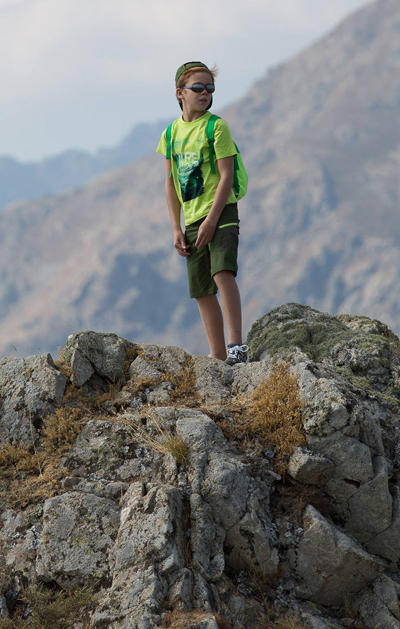Lunettes de randonnée Quechua Enfants
