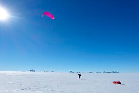 Retour sur l'expédition du GMHM en Antarctique par Antoine Bletton