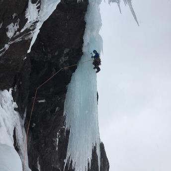 Norvège Ice Trip par Octave Garbolino