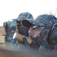 migratory game bird hunting camouflage equipment