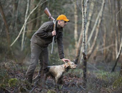 chasse petit gibier bois decathlon Solognac