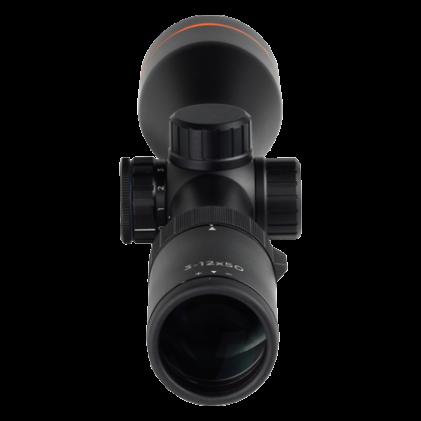 Zoom lunette carabine solognac