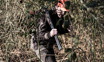 Woodcock hunter's equipment