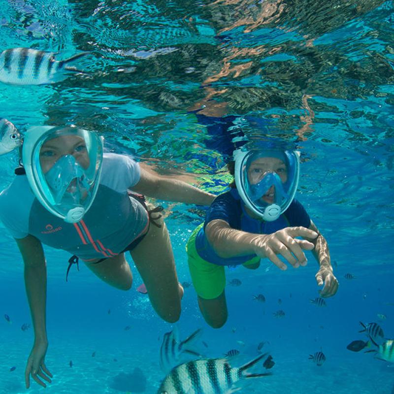conseil securite snorkeling subea