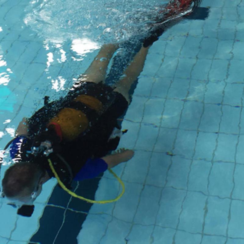 conseil préparation physique palmage plongée piscine subea