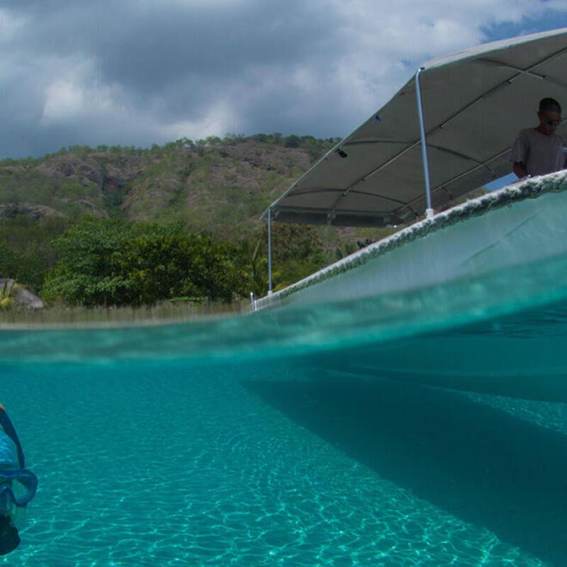 conseil techniques mise à l'eau plongée sous marine subea