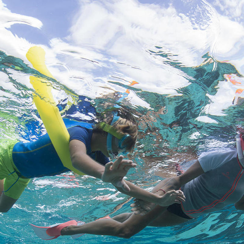 tips snorkelling children subea