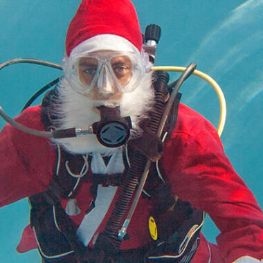 subea christmas gift ideas scuba diving