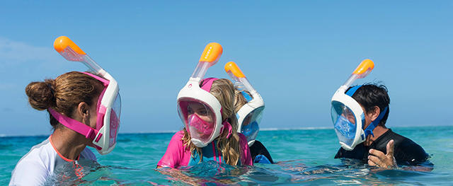 Easybreath Snorkeling Mask Add on Replacement Part