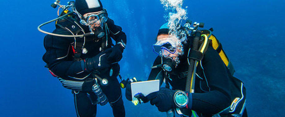 gilet stabilisateur subea test presse plongée plongeurs international