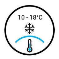 picto temperature eau combinaison 10-18-degres