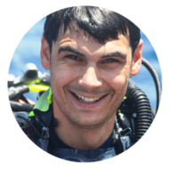 thibaut diving product manager subea
